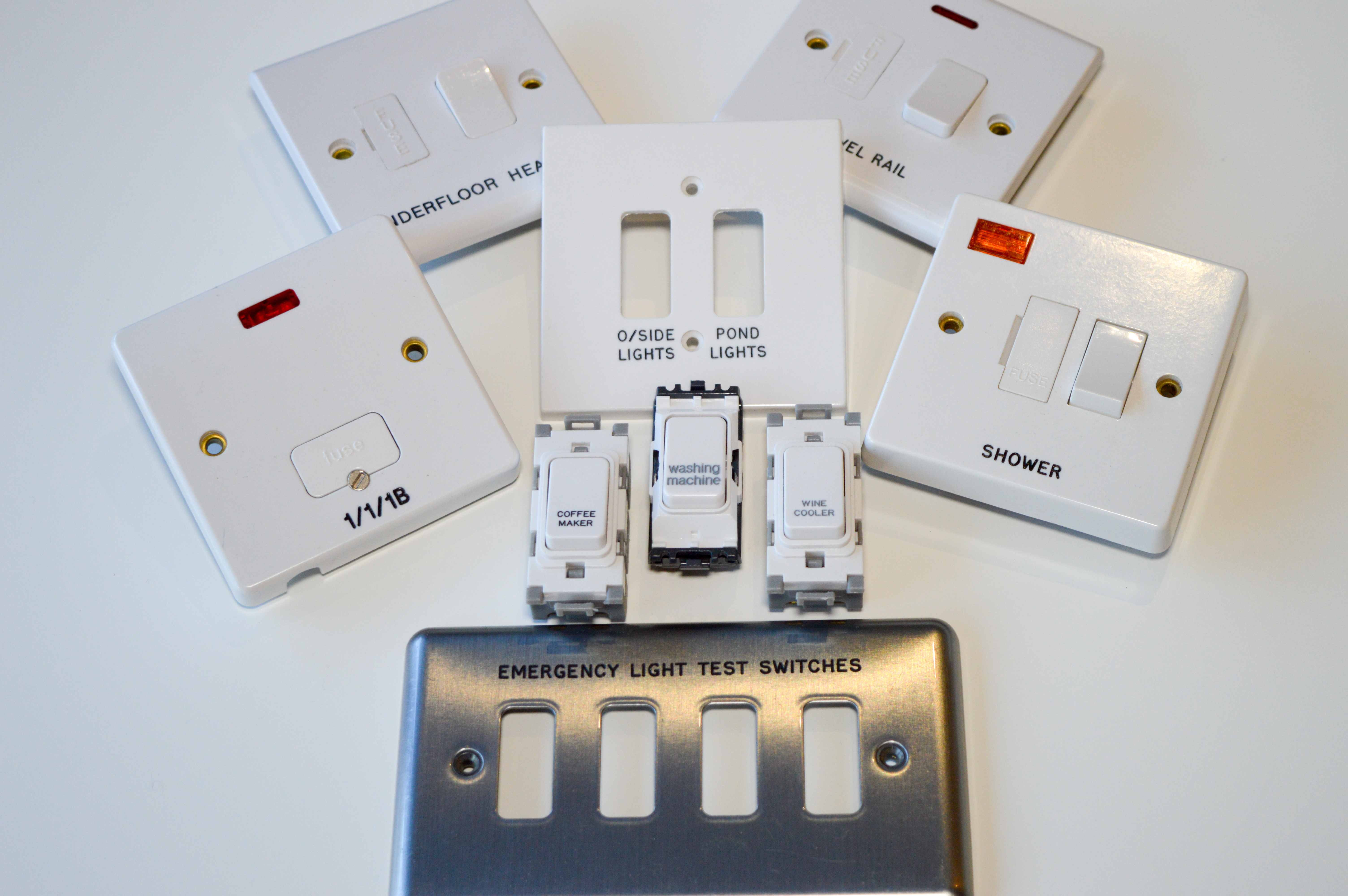Fine What Is Electrical Switch Gallery - The Best Electrical Circuit ...